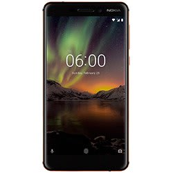 Nokia 6 2018 (Black, 32 GB, 3 GB RAM)