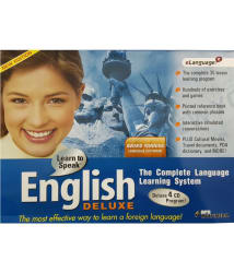 Learn to speak english - the complete language learning system CD