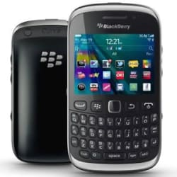 BLACKBERRY CURVE 9320★ BLACK ★ FULLY TESTED ★ IMPORTED ★ TOP SELLER