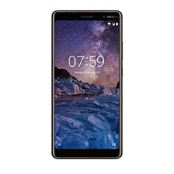 Nokia 7 Plus (Black, 4GB RAM, 64GB Storage)