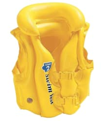Tag3 Yellow Life Jacket