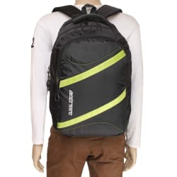 Dussledorf Black Backpacks / School Bags / College Bag/ Laptop Bags /Waterproof Bags