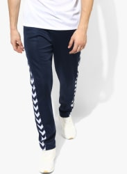 Archive Is Navy Blue Track Pants