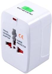 Armac Universal All-In-One International Worldwide Adaptor (White)