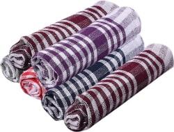 Nostaljia Nostaljia Kitchen Towels Set Of 6 Multicolor Napkins(6 Sheets)