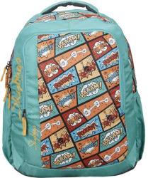 Skybags Footloose Helix Plus 01 30 L Backpack (Green)