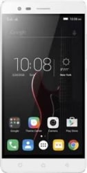 Lenovo Vibe K5 Note Silver 32GB-Certified Refurbished-Excellent