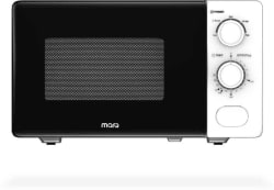 MarQ by Flipkart 20 L Solo Microwave Oven (MM720CXM-PM, White)
