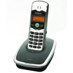 Oregon Scientific 5.8Ghz Cordless Phone illuminated Display and Caller ID