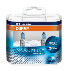 Osram H1 64150 Cool Blue Intense Duo Box (12V, 55W)