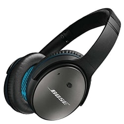 Bose QuietComfort 25 Acoustic Noise Cancelling headphones - Apple devices, Black