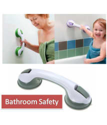 Spider-man Bathroom Safety Helping Handle (Suction Based)