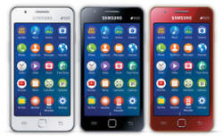 Refurbished Acceptable Condition Samsung Z1 Duos 4GB 768MB 4\