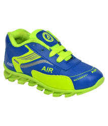 Bunnies Multicolour Sports Shoes for Kids