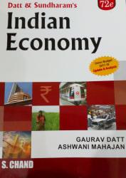 Indian Economy Paperback English
