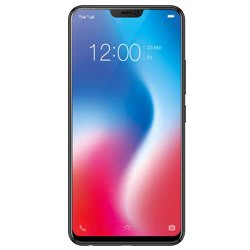 Vivo V9 (Pearl Black, 64 GB, 4 GB RAM)