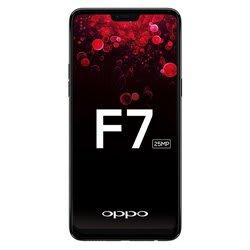 Oppo F7 (Black, 64 GB, 4 GB RAM)