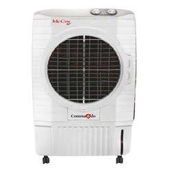 McCoy 45 Litres Commando Air Cooler (White)