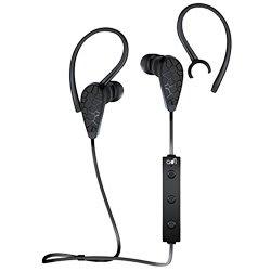 ADL Foot Loose X2 Bluetooth Earphones (Black)