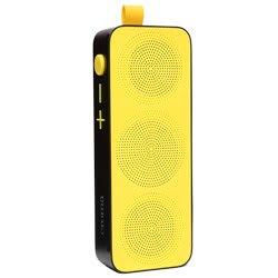 Croma CRER2090 Play Case Bluetooth Speaker (Yellow)