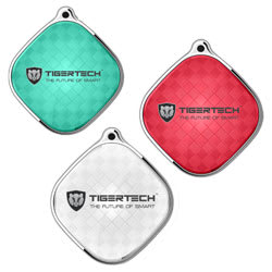 TigerTech Tigertrack Smart Personal SOS Tracker Phone (White)