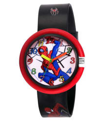 The Doyle Collection Spiderman Display Analog Watch For Kids, Boys And Girls