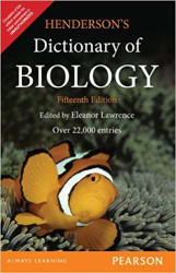 Dictionary Of Biology, 15Th Edition.