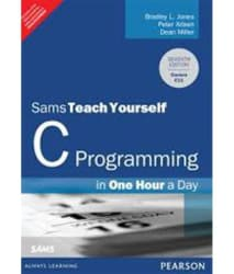 C Programming In One Hour A Day: Sams Teach Yourself 7/E (Pb)
