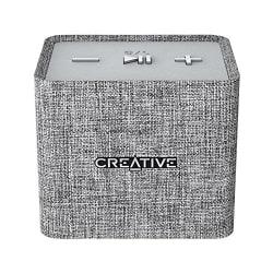 Creative NUNO MICRO Bluetooth Wireless Speaker - Grey(51MF8265AA001)