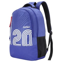 Safari 27 Ltrs Blue Casual Backpack (Twenty)