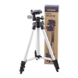 3110 Premium 40.2 inch Camera Tripod for Canon Digital Camera Camcorder & Mobile