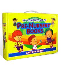 My Complete Kit Of Pre-nursery Books - Set Of 8 Books