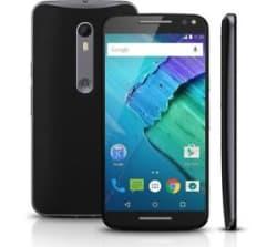 Motorola Moto X Style Black 16 GB ROM 3 GB RAM-Certified Refurbished-Excellent