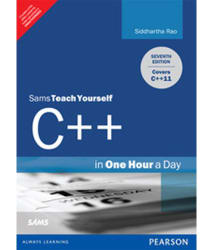 Sams Teach Yourself C++ In One Hour A Day,Pb