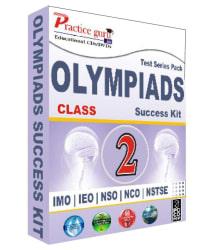 Olympiads Class 2 Success Kit CD