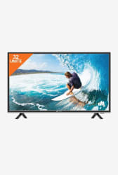 Micromax 81 cm (32 Inches) HD Ready LED TV L32T8361HD/32V1555 (Black)