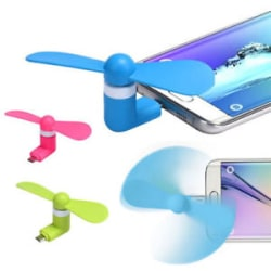 Combo of 2 Micro OTG Fan For Android Phone