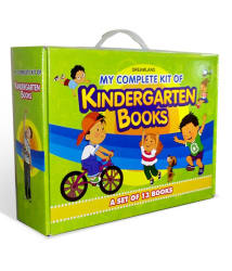 My Complete Kit Of Kindergarten Books- A Set Of 13 Books