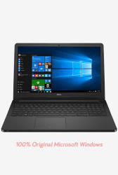 Dell Vostro 3568 (6th Gen i3/4GB/1TB/39.62cm(15.6)/Win10) Black