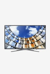 Samsung Series 5 49M5570 123cm (49 inches) Full HD Smart TV (Black)