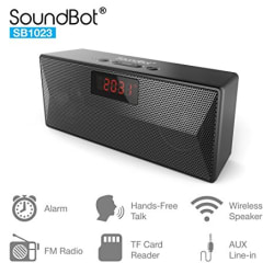SoundBot SB1023 Bluetooth Speakers