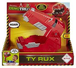 DTX Dinotrux Rux, Multi Color