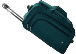 Novex Solo 20 inch/50 cm Duffel Strolley Bag (Green)