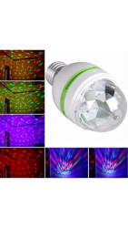 Colorful Auto Rotating Led Party Light