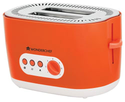 Wonderchef Regalia 780-Watt Toaster (Orange)