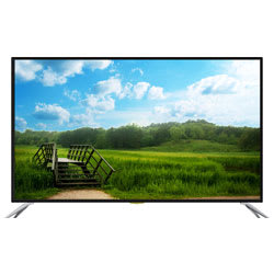 Croma 109 cm (43 inch) Full HD LED TV (Black, CREL7337)