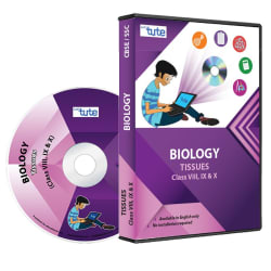Tissues For Class VIII, IX & X (DVD) - Biology Chapter - LetsTute DVD