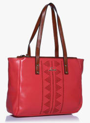 Durbe Coral Medium Tote Bag