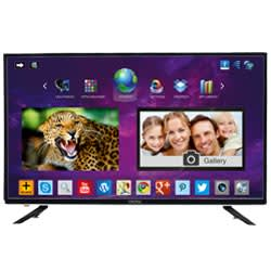 Onida 109 cm (43 inch) Full HD LED TV (Black, LEO43FIAB2/3)