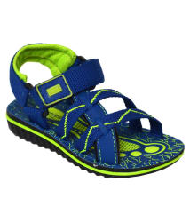 Bunnies Footwear Mouse Blue Kids Casual Sandal